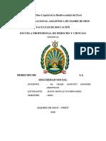 Derecho de La Seguridad Social Afp y Onp
