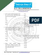 Bab 17 - Tiga Dimensi II - Bimbingan Alumni Ui