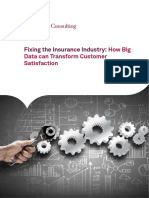 Fixing the Insurance Industry - CC