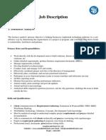 SemiDot Job Description