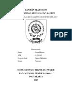 Laporan Praktikum Penanggulangan Sumber Hilang Vionamaiseto_031500455