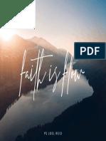 Faith is Flow Ps Joel