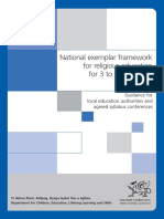 130426 Re National Exemplar Framework En