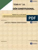 Tema n 14. Jurisdicción Constitucional - Copia