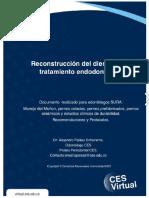 Diente Tratado Endodonticamente