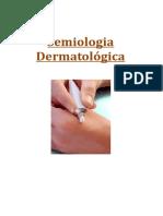 Semiologia Dermatológica