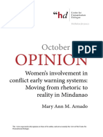 Women s Involvement in Conflict Early Warning Systems FINAL_2