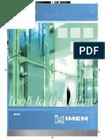 IMEM LIFTS (SPAIN)   LIFTS Catalogue.pdf