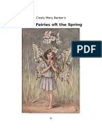 Cicely Mary Barker - Flower Fairies of the Spring 7