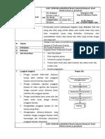 12 Sop Tertib Administrasi Masyarakat Dan Pengguna Layanan