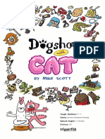 'Dogshow With Cat' - Pitch Bible