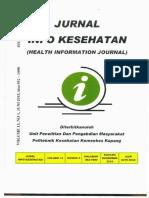 JURNAL 2 Tingkat Pengetahuan Dan Pemahaman Masyarakat Tentang Penggunaan Obat Yang Benar