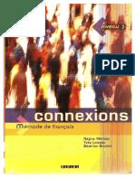 Connexions 3. Méthode de français