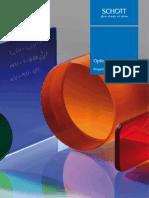 SCHOTT Optical Filter Glass Properties 2015 Eng