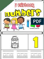 Myflipbook Numbers