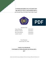 Analisis Interaksi Keruangan Kabupaten Wonosobo Dengan Wilayah Di Sekitarnya