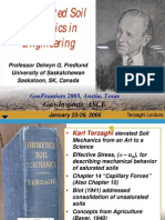 Terzaghi Unsaturated Soil Mechanics (2007)