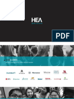 HEA Private Limited - Portfolio 2018