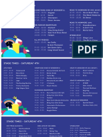 ATN Stage Times