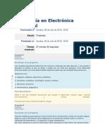 Tecnología en Electrónica Industrial Evaluame 1