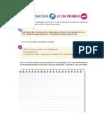 Exercício - Letra Obrigatória e Proibida