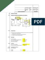 Foundation Design(Rect)