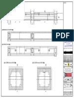 Strut Beam Concrete Dimensions & Opening