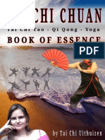 Tai Chi Groningen the Book of Essence