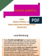 Larvasida (ABATE).pptx