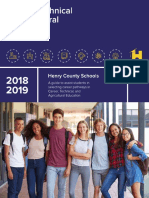 2018-19 CTAE Pathway Guide