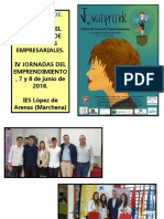Jovemprende X Edición - Imágenes (Marchena)