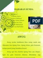 Kadaharan Sunda