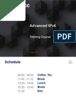 Advanced IPv6 Quick Guide