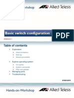 0_Basic Switch ConfigurationPREZ