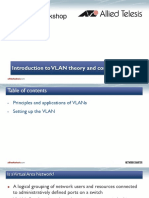 1_Introduction to VLAN Theory and Configuration