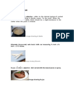Correct Foods Dictionary