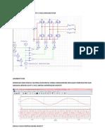 Rangkain Simulasi Inverter 3 Fasa Dengan Pwm