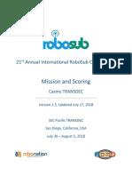 2018 RoboSub_2018 Mission and Scoring_v01.50