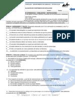 Evaluación Prueba de Contenidos Primeros (1)