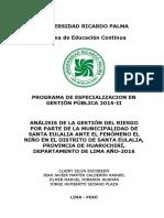 DGP - Calderón Miranda Sedano Silva