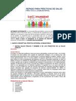 Modulo Comunitaria Practica II-2018