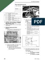 Prueba de Retorno de Combustible PC220-8