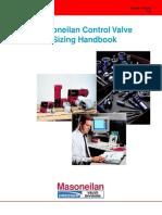 MASONEILAN 1998 Control Valve Sizing Handbook
