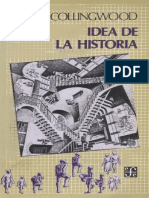 Collingwood R G - Idea De La Historia.pdf