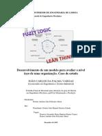 Dissertação Lean Quaestinário de Implantação