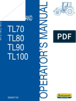 Tractor TL90 R4