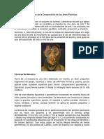 Principios de La Composición de Las Artes Plásticas