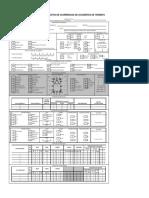 Formato de Reporte y Recolección de Información Para Eventos de Tránsito