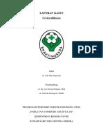 Laporan Kasus Ureterolitiasis