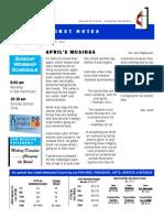 0818 Newsletter